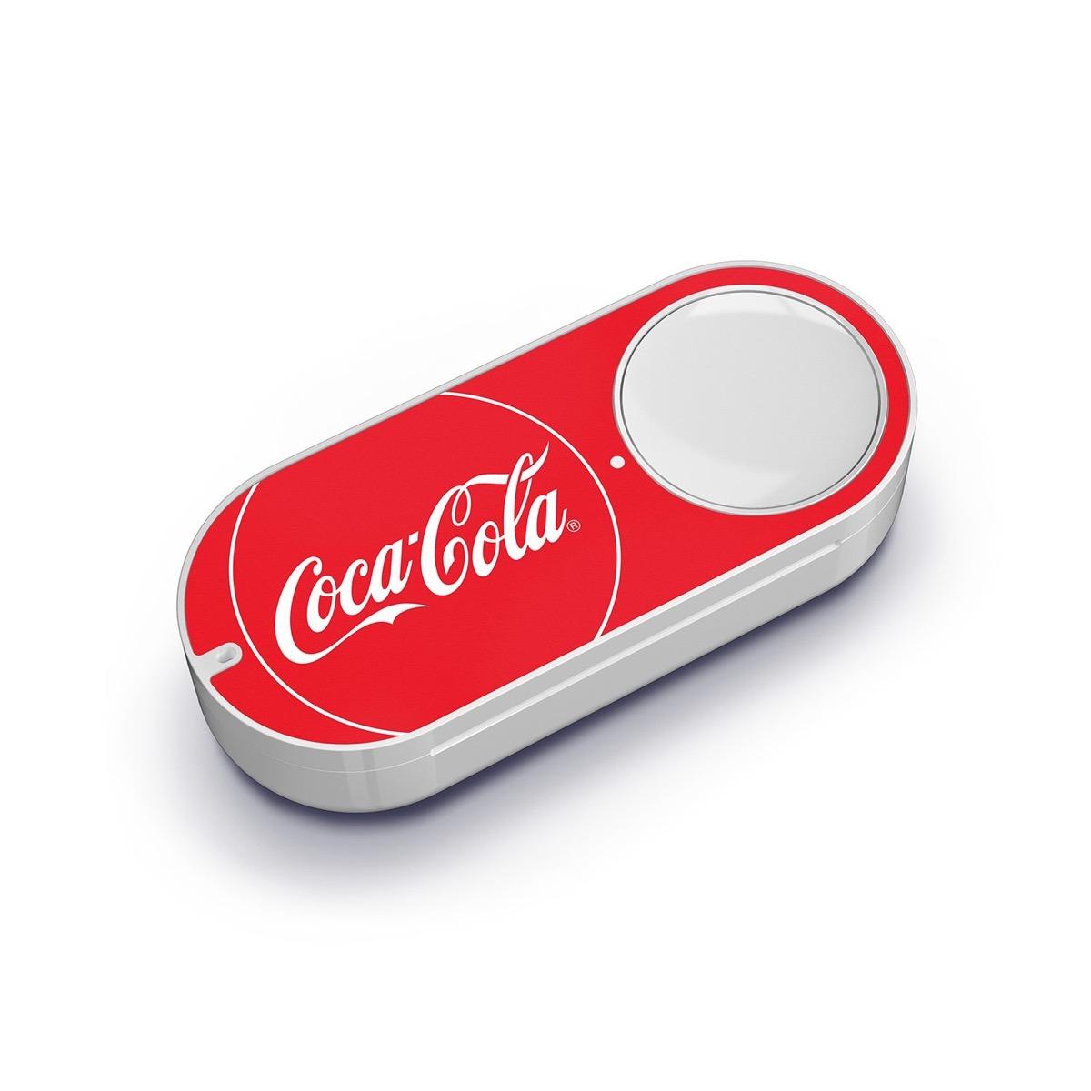 AmazonのDash-Buttonボタン