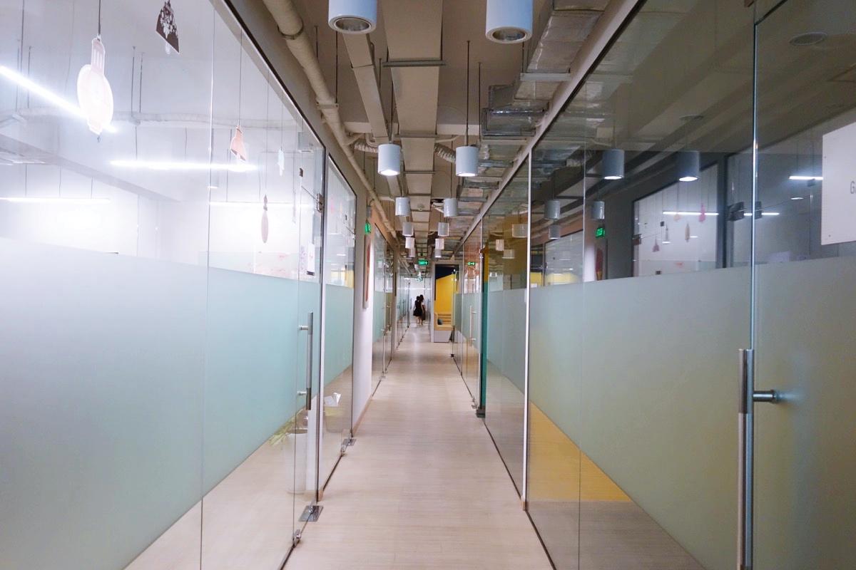 コワーキングスペース「cirCO」のオフィス専用スペース