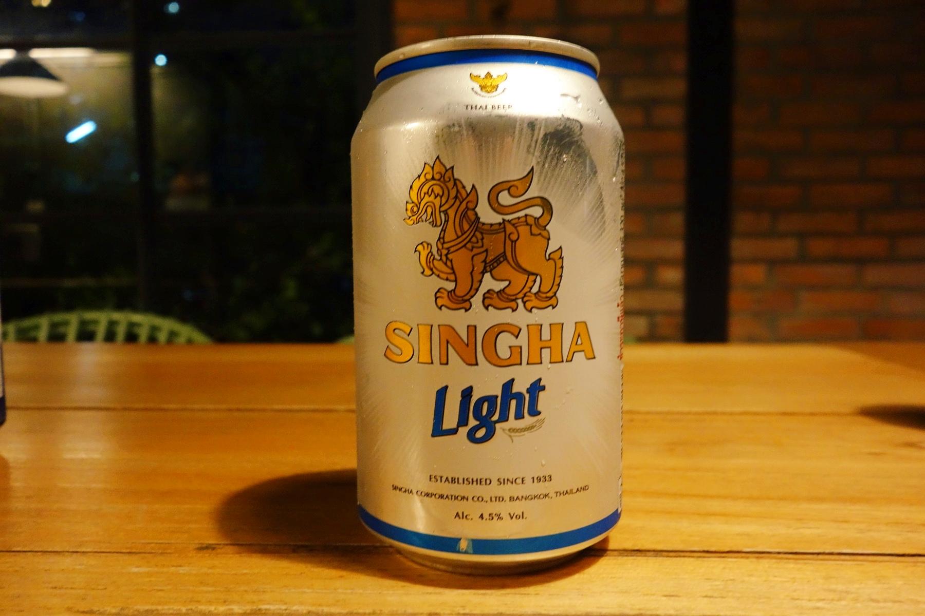 SINGHA Light(シンハーライト)