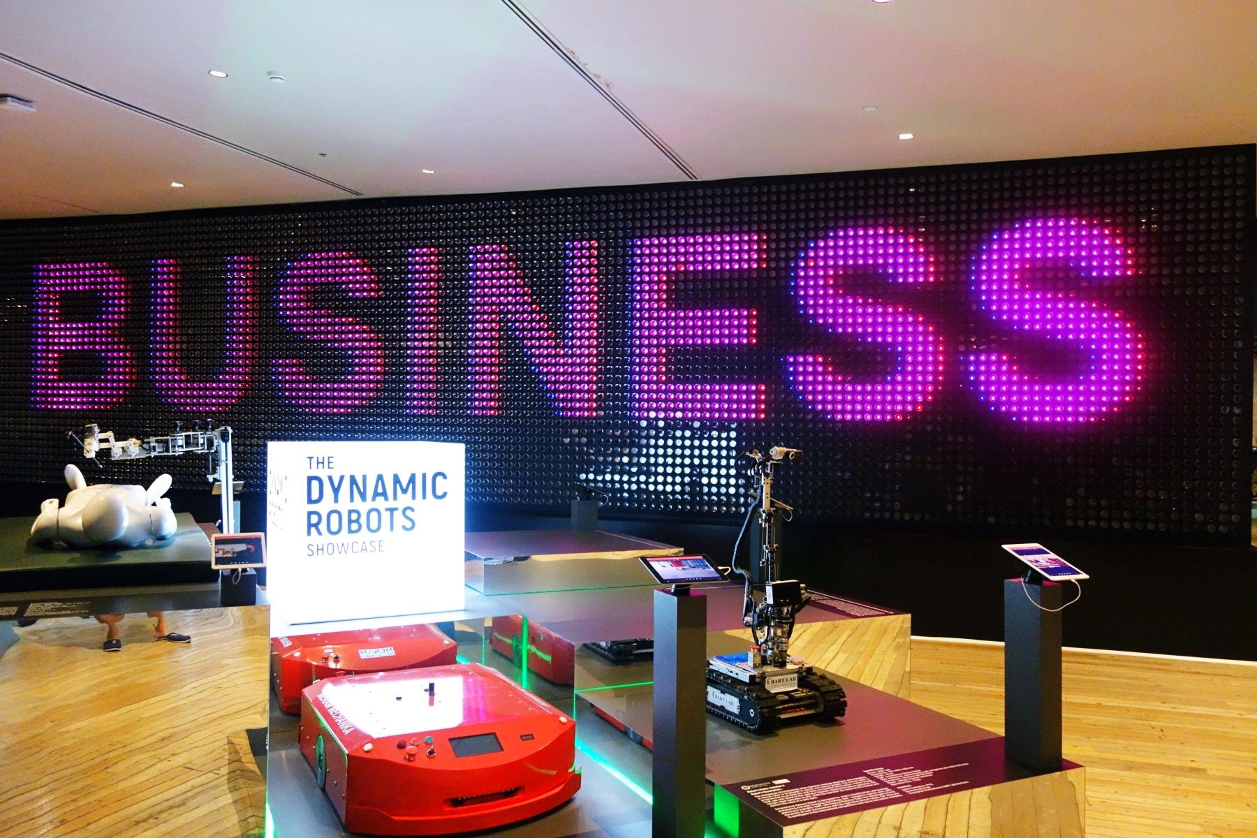 バンコクのコワーキングスペース「AISデザインセンター(AIS Design Centre)」