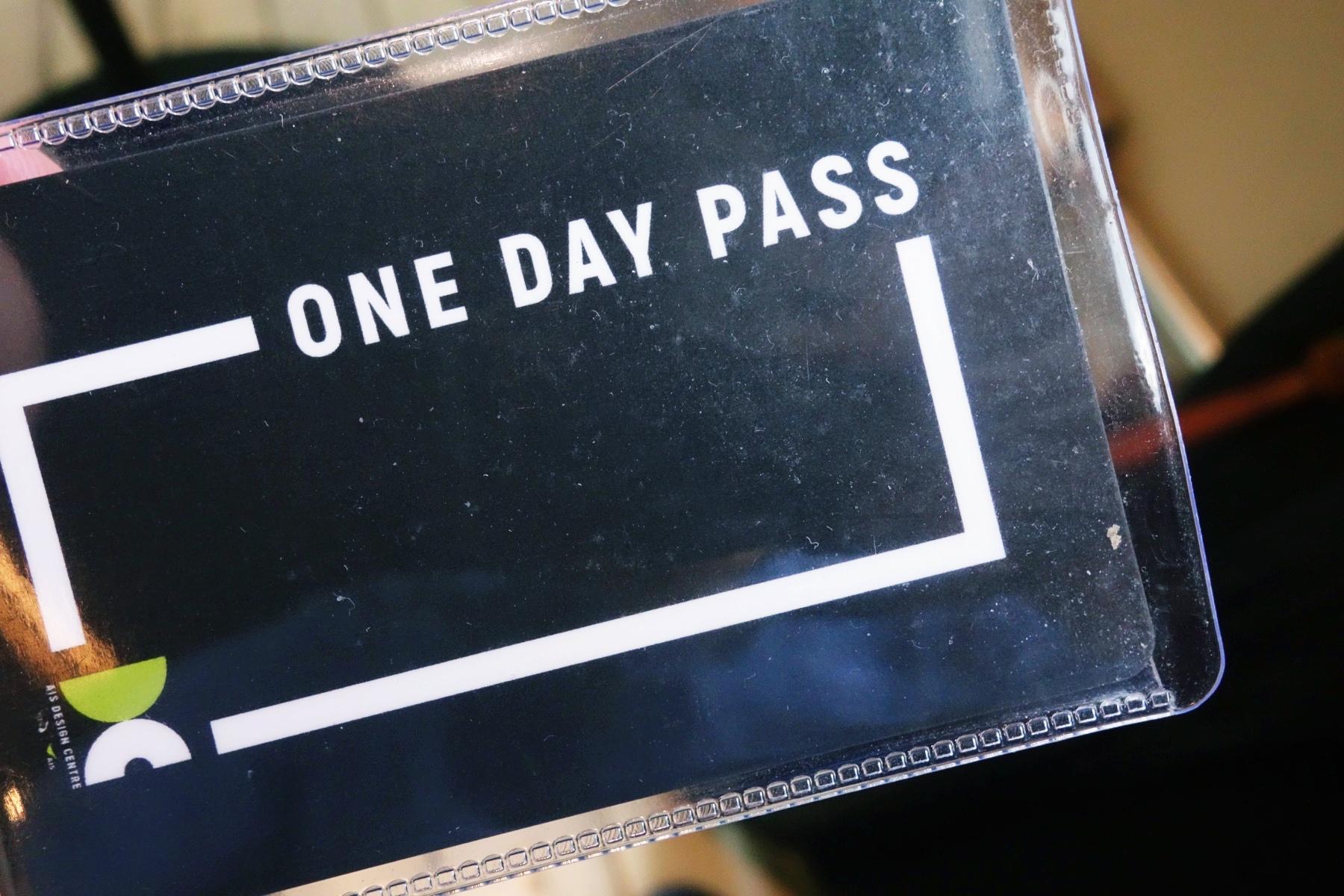 AISデザインセンターのOneday Pass