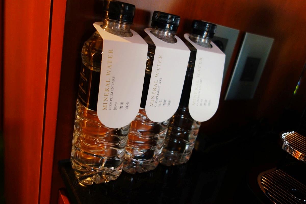 インターコンチネンタルCOEXの飲料水