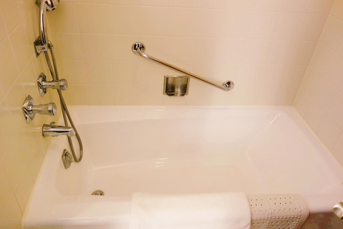 インターコンチネンタルCOEXの浴槽
