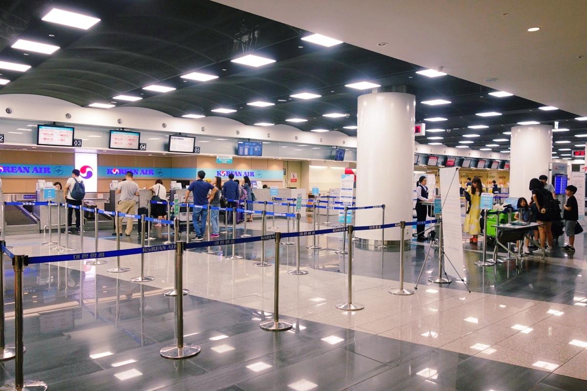 都心空港ターミナル CALT