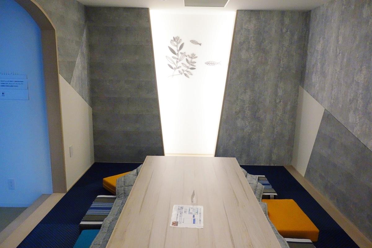 fuua(フーア)のこたつ部屋