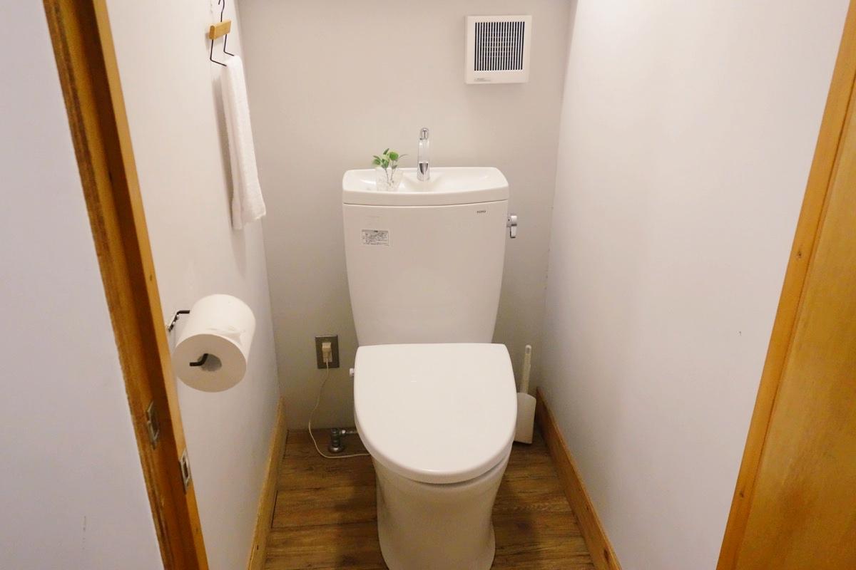 Marutya(マルヤ)のトイレ