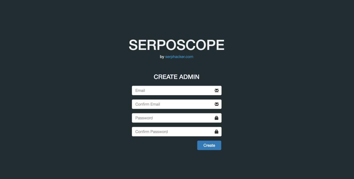 検索順位チェックツール「Serposcope」