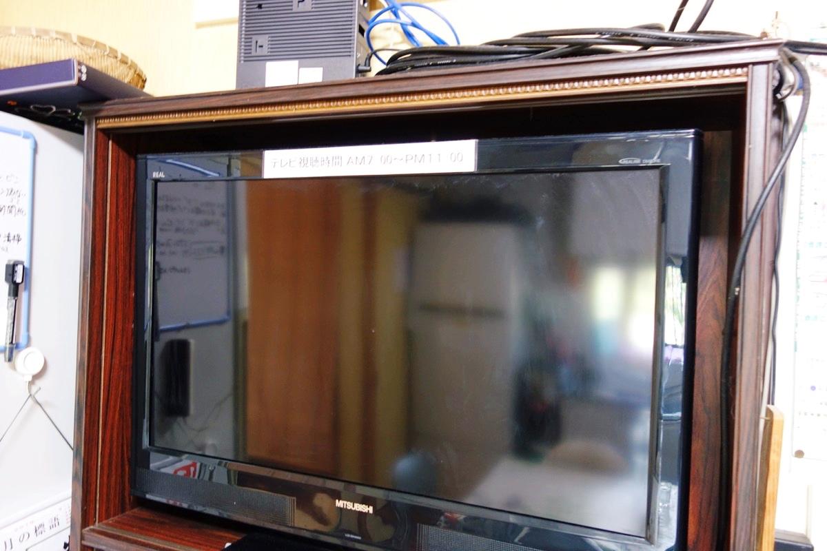 奄美ロングビーチのテレビ