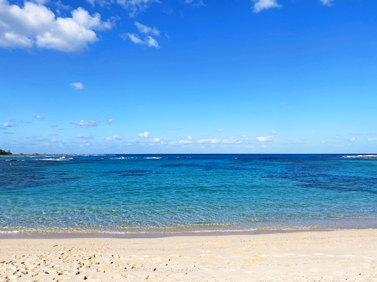 奄美ロングビーチのビーチ