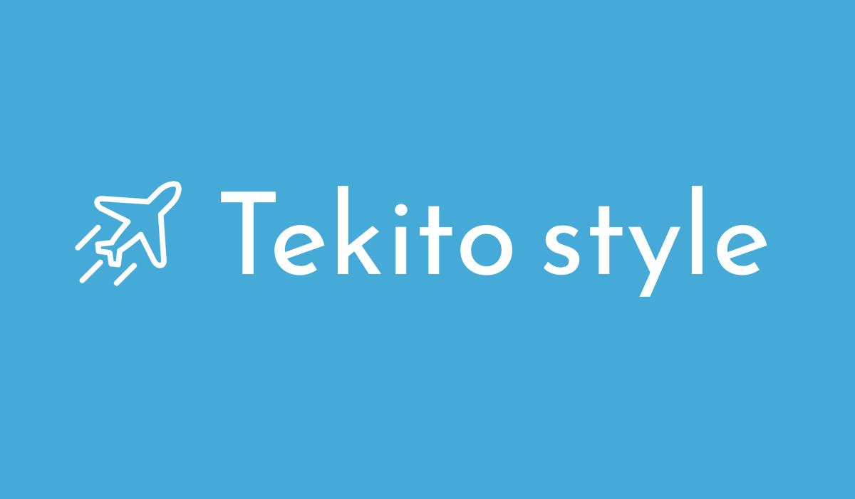 Tekito style