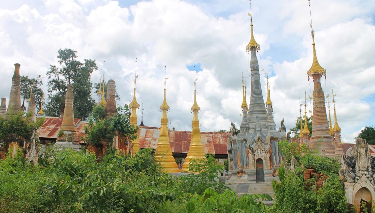 パガンの仏教遺跡群