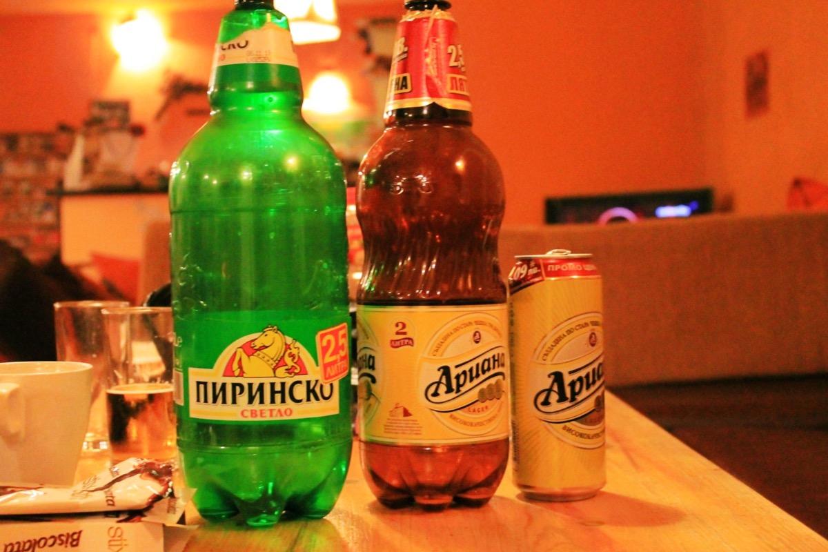 ブルガリアのビール