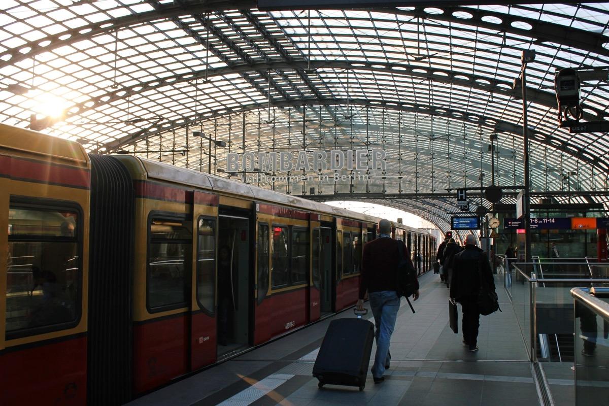 ドイツの首都 ベルリン