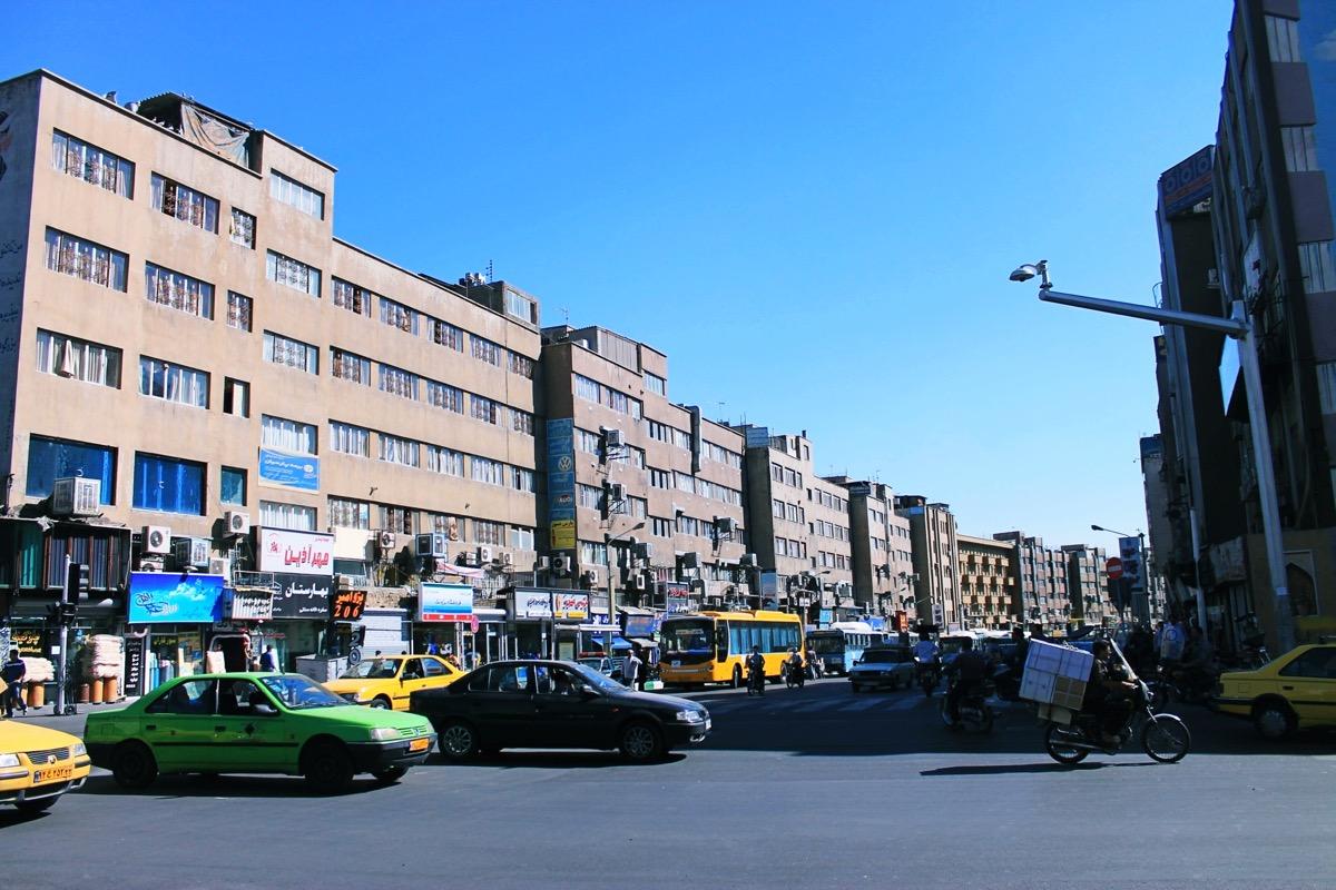 首都 テヘラン