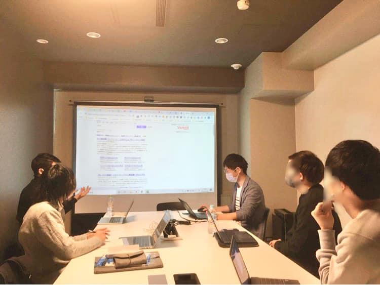 大阪教室での授業風景