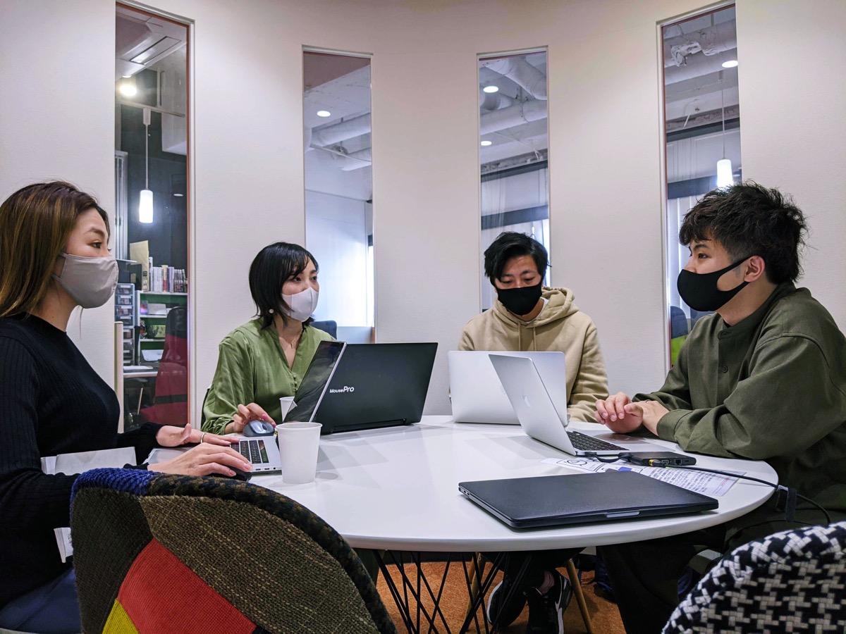 福岡教室での授業風景